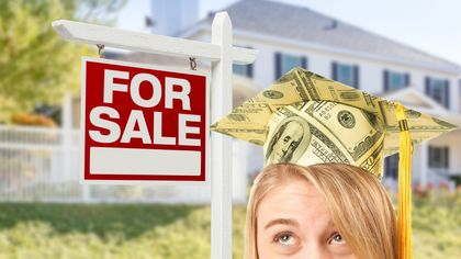 How to Buy a Home When You're Saddled With Student Loan Debt