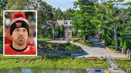 Former NHL Star Brad Richards Skating Away From $9M Greenwich Home