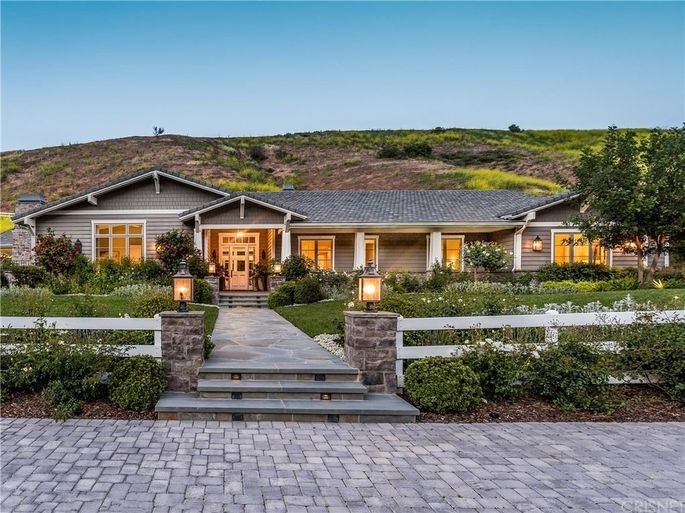 Jenner's ranch house sold in 2017