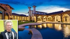 Dream On and Rock Out in Texas Home Owned by Aerosmith's Joey Kramer