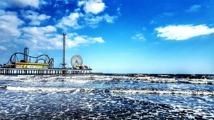 Galveston Island was the site of the deadliest natural disaster in U.S. history.
