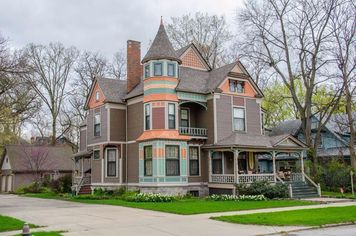 Historic South Bend Victorian Could Be Your Home … or Your Bed and Breakfast