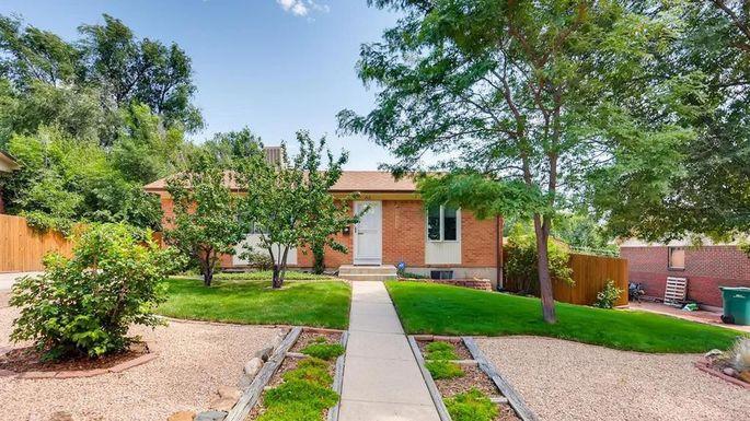Ranch home in Colorado Springs, CO