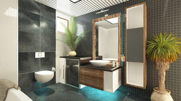 Luxe Bathroom Tricks