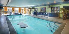 Indoor Pool, Basketball and Baseball: Amenities in Andover