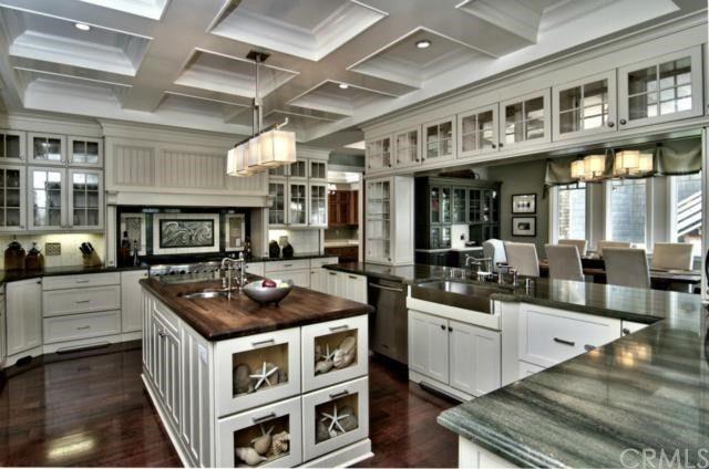 Themodern kitchen