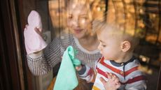Having Kids Made My Home Cleaner (Really)—Here's How