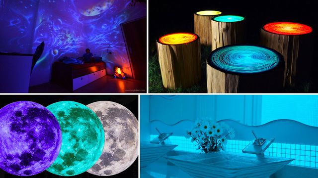 Glow In The Dark Home Decor Ideas To Light Up Your Life Realtor Com®