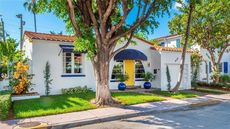 Historic Art Deco Home in Miami Beach Receives Masterful Face-Lift
