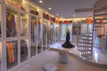 Mansion With World's Most Famous Closet Lists for $12M