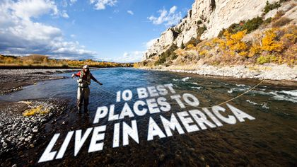 These Towns Have It All: The 10 Best Places to Live in America