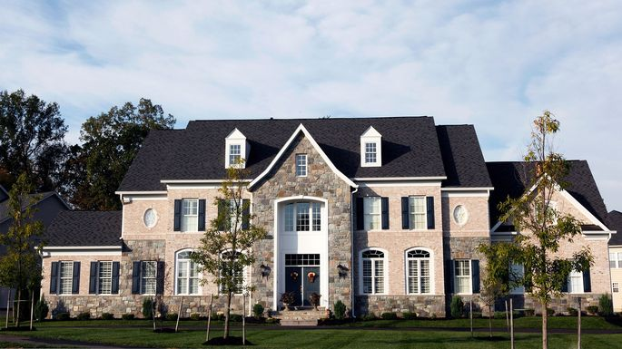 A large home in Ashburn