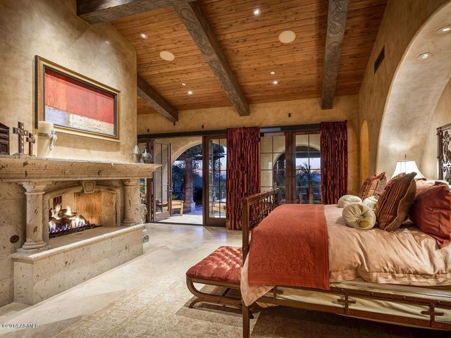 AZ most expensive listing main bed