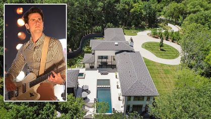 Kings of Leon Bassist Jared Followill Finds a Buyer for His Rockin' $8M Nashville Estate