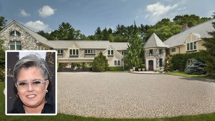 Rosie O'Donnell Willing To Sell Her New Jersey Mansion at a Loss