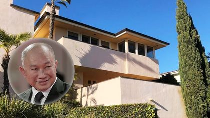 Director John Woo Selling His $7.5M Retreat in Pacific Palisades