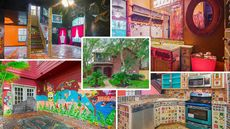 A Pink Panther and Mosaic Medleys: A Houston Artist's Eclectic Paradise