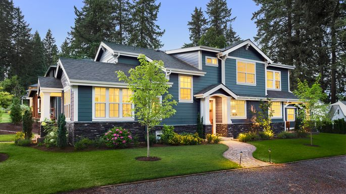 Itu0027s Whatu0027s On The Outside That Matters: 5 Trends In Exterior Home Colors