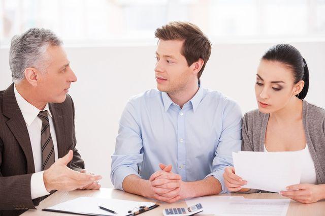 Financial consultation.