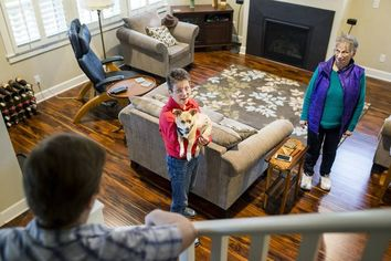 Hurdles to Multigenerational Living: Kitchens and Visible Second Entrances