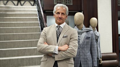Fashion Designer Joseph Abboud Selling Stylish Country Home for $3.15M