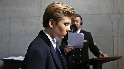 What Barron Trump's New School Means for DC-Area Real Estate