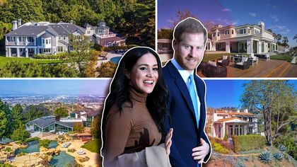 5 Amazing L.A. Mansions Prince Harry and Meghan Markle Could Buy Right Now