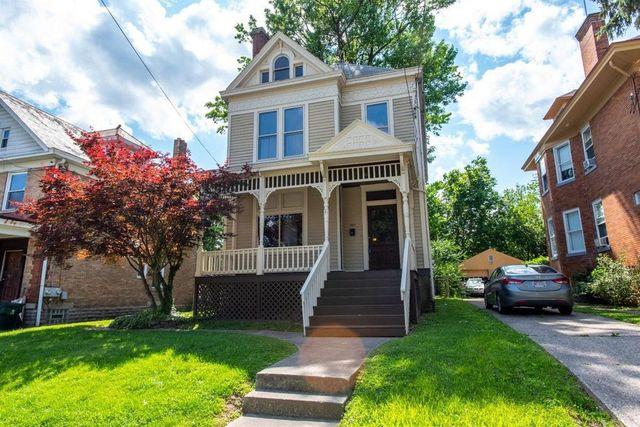 Cincinnati, OH exterior Victorian home