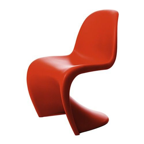 Panton Chair: Itu0027s Great For Sci Fi Movies, But Lousy For Your Home