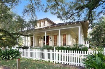 The Historic Mackie House Has Louisiana Charm in Spades