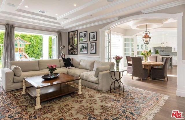 Multi-coffered ceilings