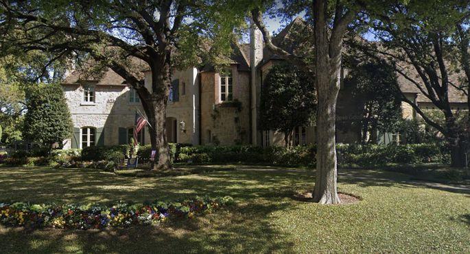 Clark Hunt's Dallas home