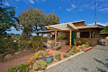 The 'Hang-over House' Tumbles on to the Market in San Diego