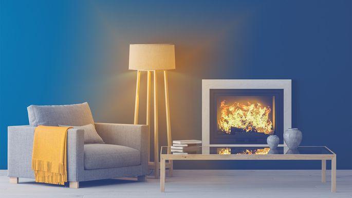 living-room-winter-lamp