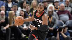 Chris Paul Dribbles His Way Into a Megamansion Outside Houston