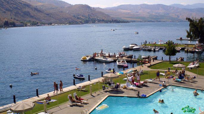 Chillin' on Lake Chelan
