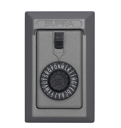 Hide house keys inside this Kidde AccessPoint KeySafe.
