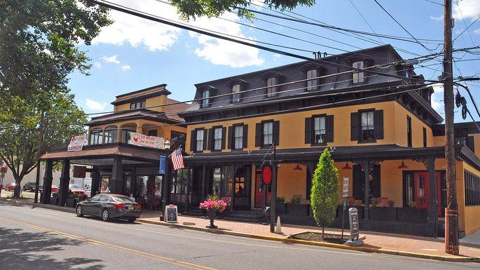 Old Swedes Inn in Swedesboro, NJ
