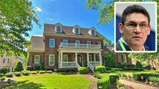 Redskins Coach Ron Rivera Selling His Charlotte Home for $1.3M