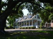 An Antebellum Classic: Watch the Mississippi River Float By at The Briars