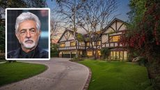 'Criminal Minds' Star Joe Mantegna Fishing for a Buyer in Toluca Lake