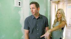 Tarek and Christina El Moussa Face a 'Disaster' So Big, They Actually Stop Fighting