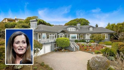 Former Pacific Gas and Electric CEO Geisha Williams Selling $4.7M Tiburon Mansion