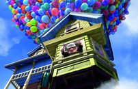 Moving Seattle's 'Up' House, and Not by Balloons