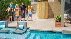 'Supersize My Pool' Host Mario Lopez Reveals Top Swimming Pool Trends—and One to Ditch
