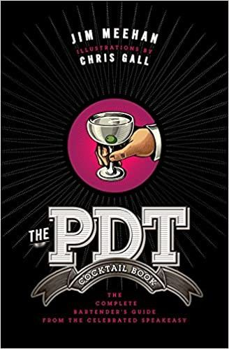 """The PDT Cocktail Book"""