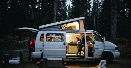Want an RV as a Home This Summer? The Benefits and Costs of Recreational Vehicles, Revealed