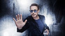 Did Robert Downey Jr. Breeze Into the Hamptons to Buy a Windmill?