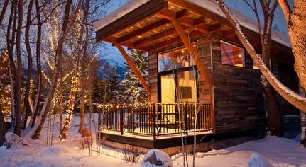 WheelhausResort in Jackson Hole Allows Vacationers to 'Test Drive' a Tiny Home
