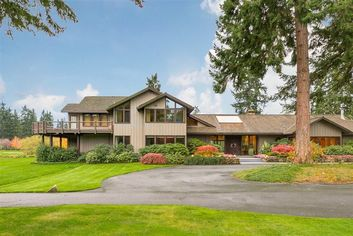 Washington's Most Expensive Listing Is a $28M Cattle Ranch on Vashon Island